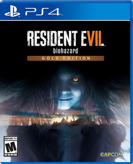 ..:: Resident Evil 7 Gold Edition ::.. Para Ps4 En Gamewow