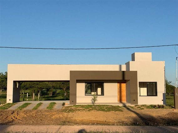 Venta Casa A Estrenar En Colon Entre Rios Lote De 465 M2
