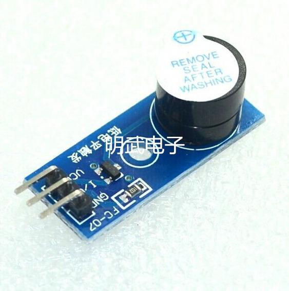 Modulo Buzzer Ativo Buzina Beep Para Arduino