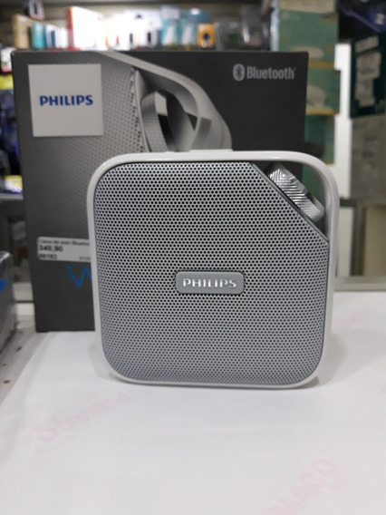 Caixa De Som Bluetooth Portable- Bt2500w. Philips