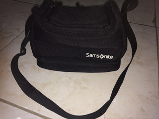 Estuche Samsonite Para Camara Profesional Canon Sony Nikon