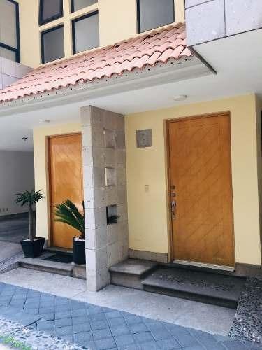 Casa En Renta, El Mirador,coyoacan