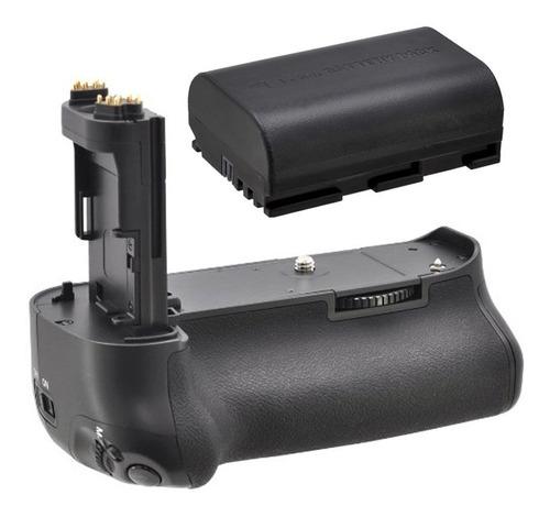 Grip + Bateria Lp-e6 Para Canon 5d Markiii 5ds 5dsr