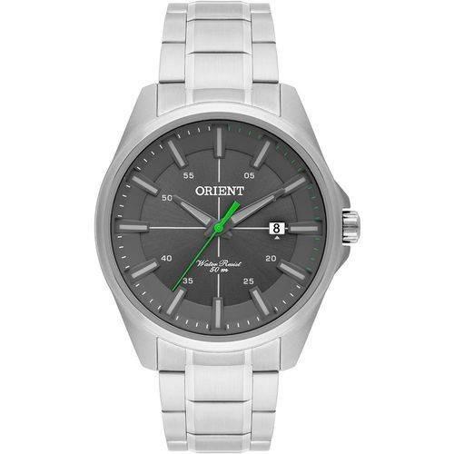 Relógio Masculino Analógico Orient - Mbss1294 G1sx - Prata