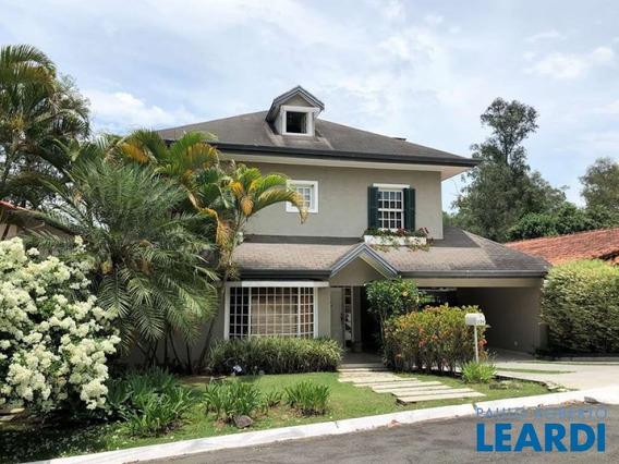 Casa Em Condomínio - Nova Higienópolis - Sp - 591237