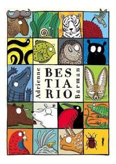 Bestiario Infantil - Tapa Dura, Barman, Ed. Zorro Rojo