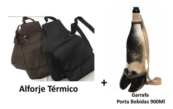 Porta Bebidas + Alforge Térmico + Frete Grátis