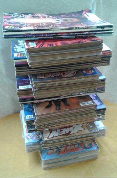 X-men Extra - 1ª Série/panini - 140 Revistas (descrição)
