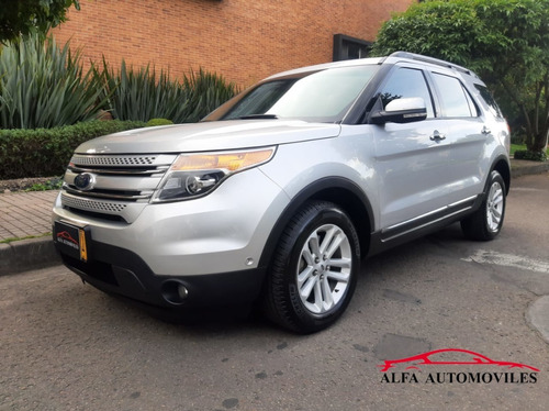 Ford Explorer Limited 4x4  3.500cc A/t C/a 2014