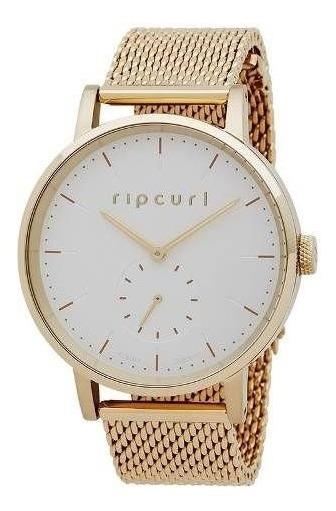 Relógio Rip Curl Circa A2885 G146 Metal Dourado