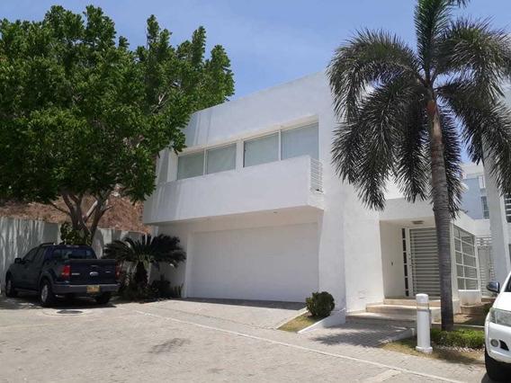 Arriendo Casa En La Castellana, Barranquilla