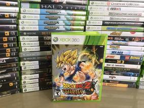 Dragon Ball Z Ultimate Tenkaichi Xbox 360 Física - Usado