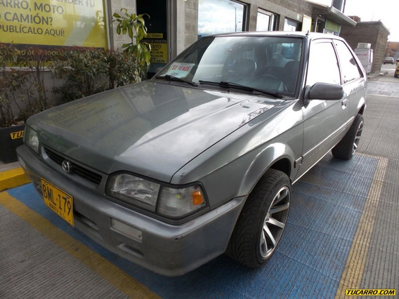 Mazda 323 Hei