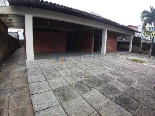 Imagem 1 de 3 de Casa A Venda, Jardim Oceania - 33846