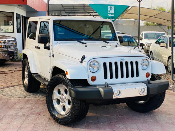 Jeep Wrangler 3.6 Sahara 4x4 At (factura Original) 2013
