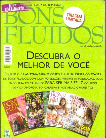 Bons Fluídos Coletânea 4 Revistas Em 1 Encadernação - Abril