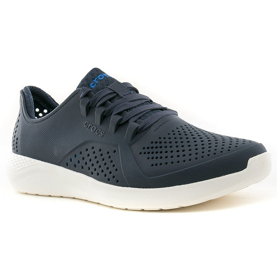Zapatillas Literide Pacer Azul Marino Crocs