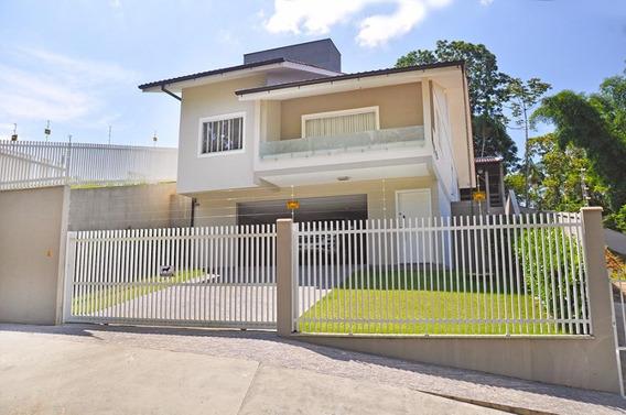 Casa Residencial À Venda, Fortaleza, Blumenau. - Ca0712