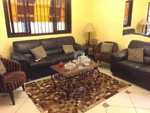 Casa Linear Com 3 Dormitórios À Venda, 128 M² Por R$ 990.000 - Itaipu - Niterói/rj - Ca0437