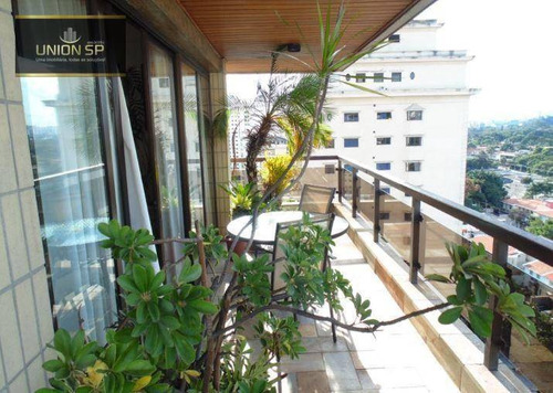 Imagem 1 de 21 de Apartamento Com 3 Suítes À Venda, 212 M² Por R$ 2.750.000 - Moema - São Paulo/sp - Ap51228