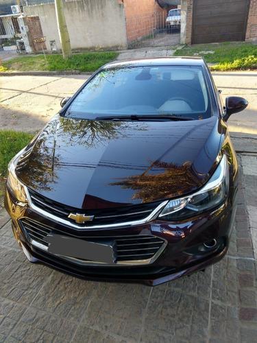Chevrolet Cruze Ltz At 4ptas 1.4t (153cv)