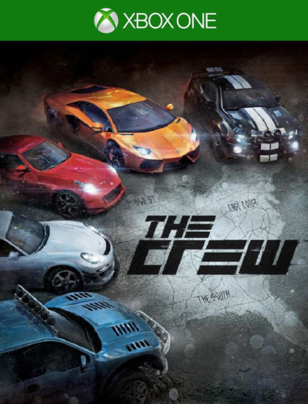 The Crew Xbox One - 100% Original ( 25 Dígitos )