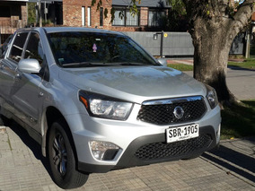 Sangyoung Camioneta 4x4 Extra Full Impecable!!!