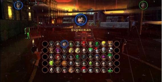 Jogo Xbox 360 Lego Batman 2 Dc Super Herdes Cod 5621