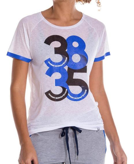 Camiseta Para Mujer Marithe Francois Girbaud Girbaud