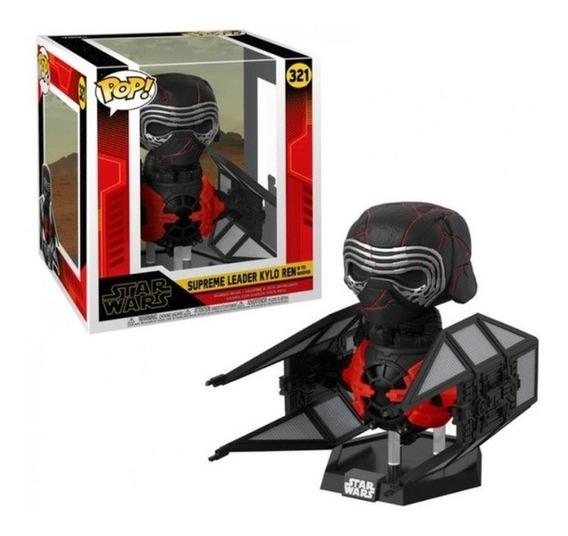 Funko Pop! Star Wars: The Rise Of Skywalker - Supreme Leader