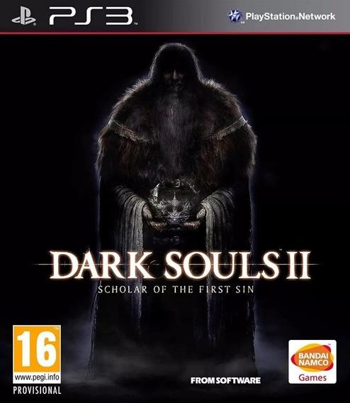 Dark Souls Ii 2 - Psn Ps3 - Envio Imediato