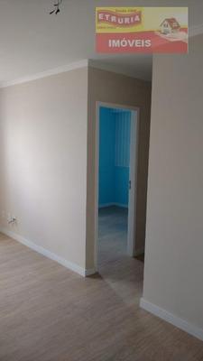 Apartamento Com 2 Dormitórios À Venda, 45 M² Por R$ 200.000 - Cidade Satélite Santa Bárbara - São Paulo/sp - Ap0228