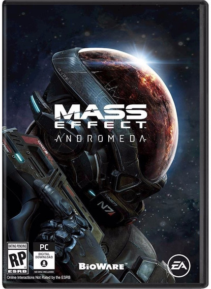 Mass Effect Andromeda Pc Origin Cd Key