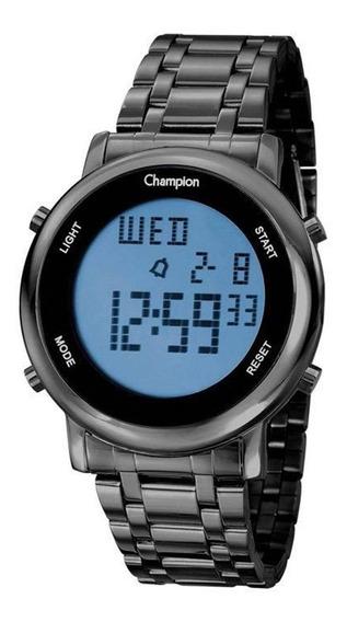 Relógio Champion Feminino Led Digital Ch40213d