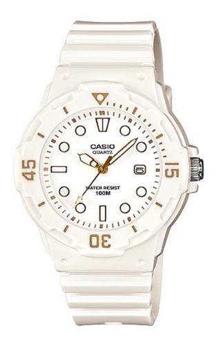 Reloj Casio Lrw-200h-4cv Resiste Agua 100m Original Garantía