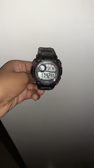 Relógio Speedo A Prova De Água Preto