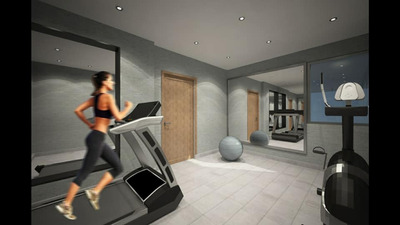 Apartamento En El Vergel 100 Mts2 2h 2.5b 2p Gym Terraza