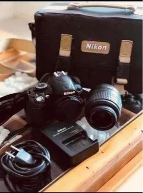 Câmera Nikon, D3100