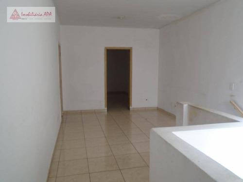 Casa Com 3 Dormitórios Para Alugar, 90 M² Por R$ 2.000,00/mês - Vila Pompeia - São Paulo/sp - Ca0038