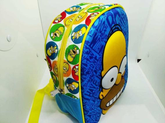 Mochila Original Homero Simpson.