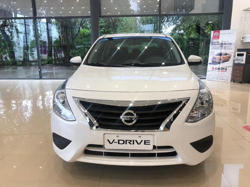 Nissan Versa V Drive Plus At  #09