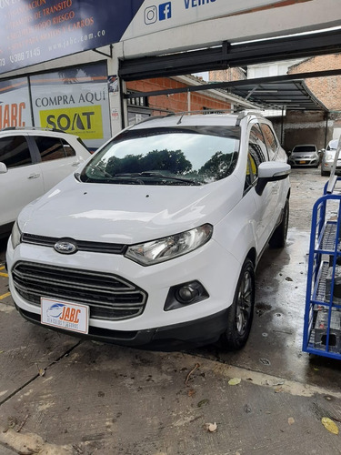 Ford Eco Sport 2014