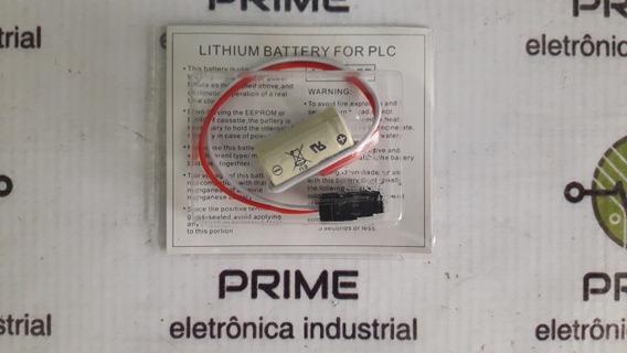 Bateria Sanyo Cr14250se Original Com Conector