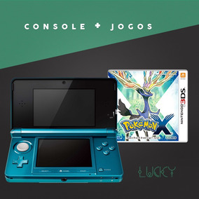 Nintendo 3ds + Pokemon!