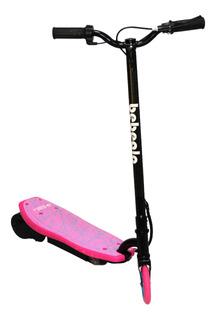 Scooter Eléctrico Niña Rs-9936-2 Rosado