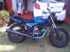 Titan Ks 04/05 Azul Faixa Térmica Igual Harley