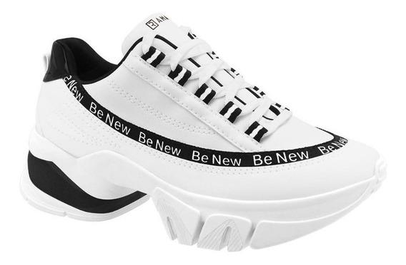 Tênis Feminino Ramarim Chunky Sneaker Be New Flatform