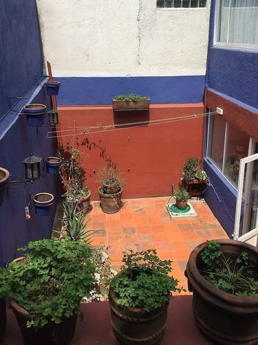 Renta Temporal Departamento (loft) Amueblado En Coyoacan