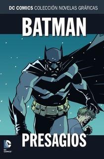 Colecc. Nov. Graficas Dc Comics # 70 - Batman: Presagios - J