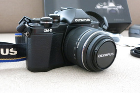 Câmera Olympus Om-d E-m10 Mark Ii Semi Nova